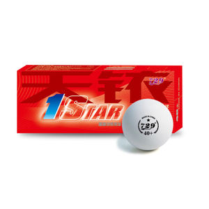 40+ One star ball ( 10 pcs)